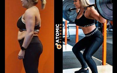 Jen's Transformation