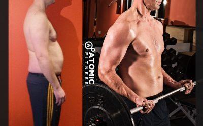 James' Transformation