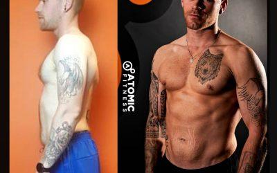 Jamie's Transformation